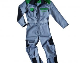 Fendt Mens Grey Overalls