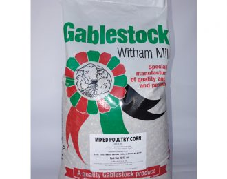 Gablestock Mixed Poultry Corn